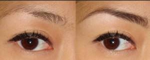castor oil eye brow
